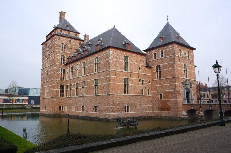Kasteeltje en Warande Turnhout