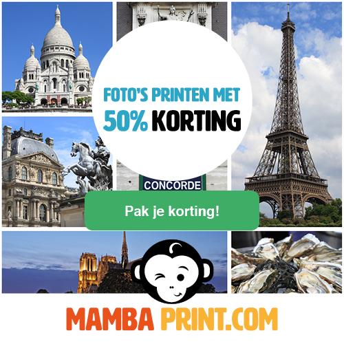 Mambaprint foto's printen