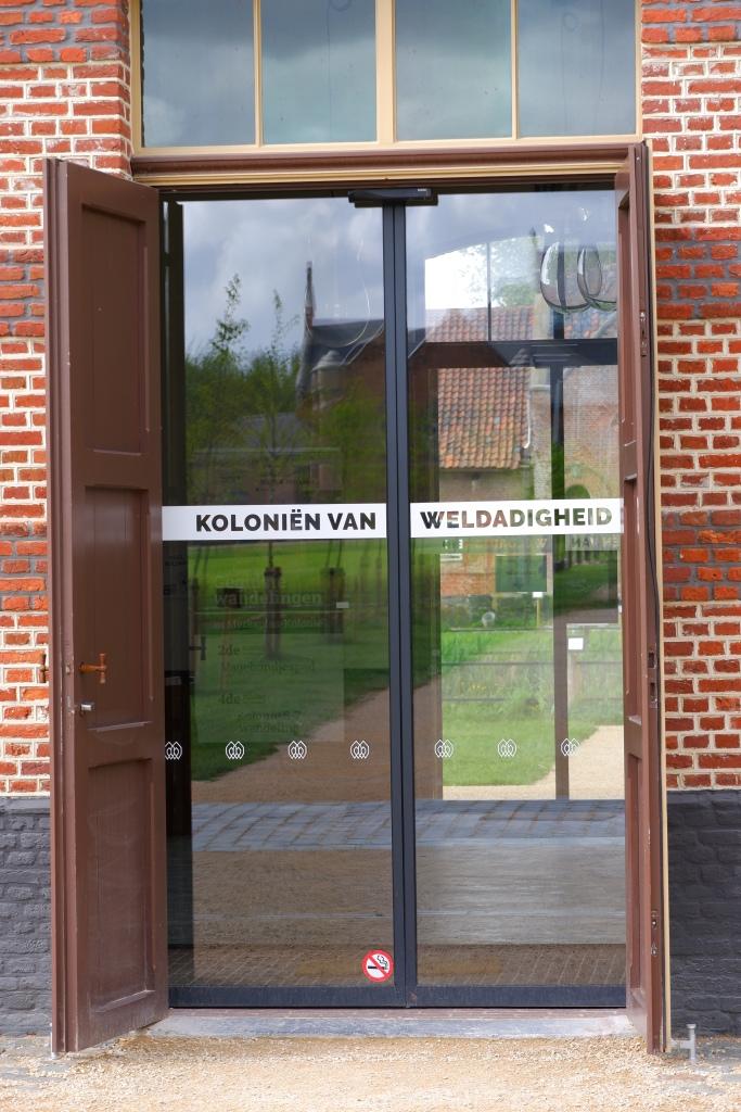 Merksplas kolonie België wandelen fotografie