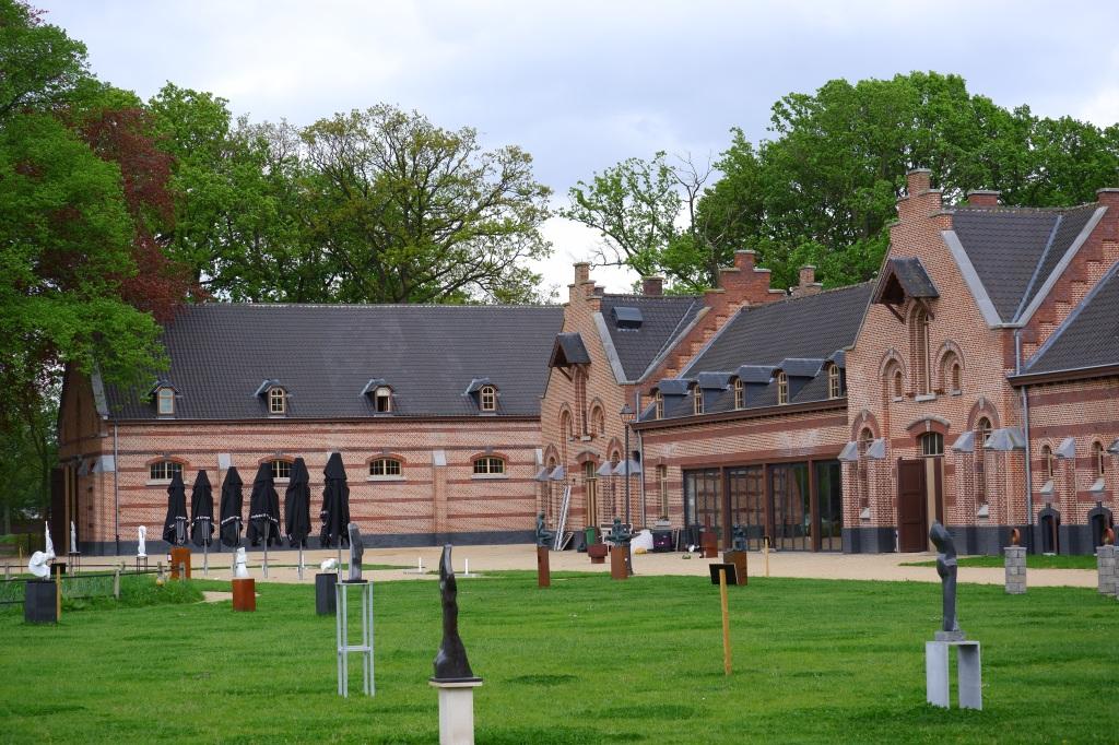 Merksplas kolonie België wandelen fotografie gerestaureerd
