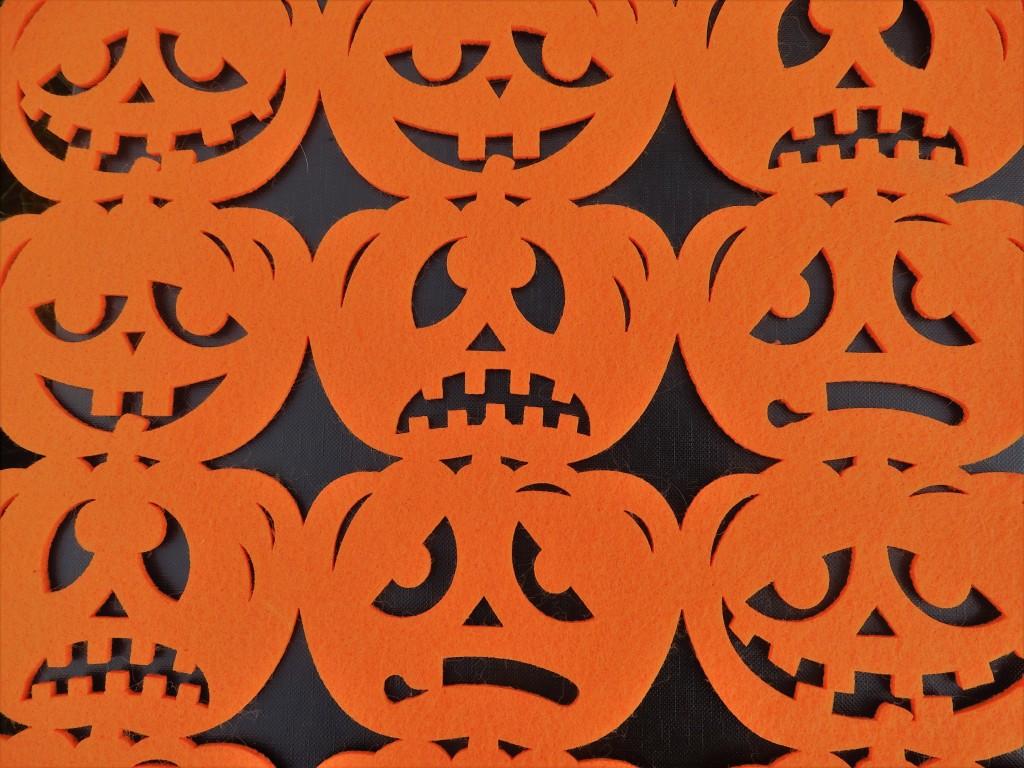 Fotografie patronen Halloween