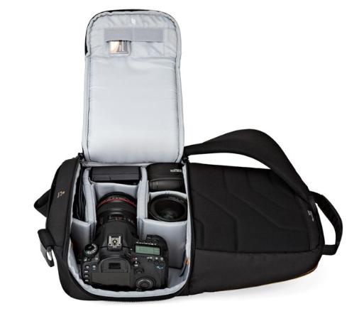 fototoestel uitrusting cameratas slingbag