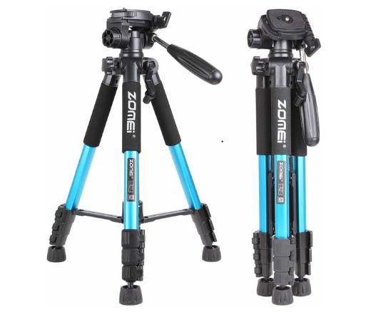 fototoestel uitrusting  statief