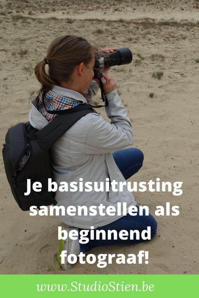 basisuitrusting camera-uitrusting beginners fotografen fotografie fotografietips fotocamera